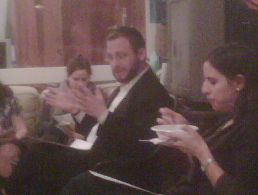 Rabbi Dov Linzer speaking on Non-Observance and Halakhic Inclusiveness