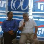Knesset member @yoelhasson @dannygigi's ideological sukkah in Gan Hapamon