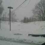 White out @Detroit!