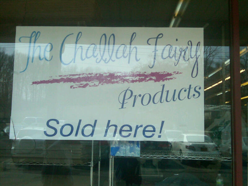 Monsey's Challah Fairy may be on its way to a koshermart near you