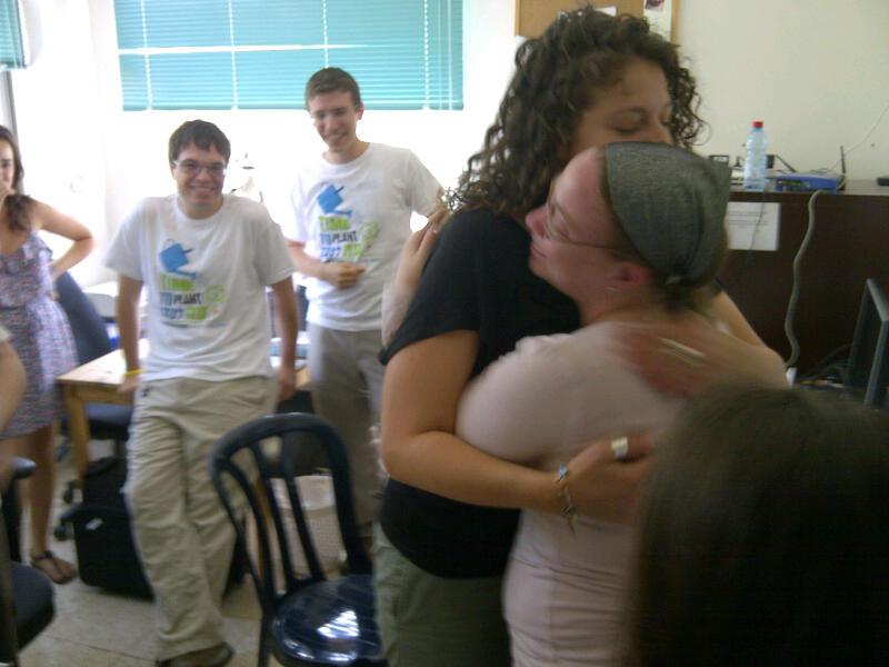 @presentense celebrates Elinor's bday!!!