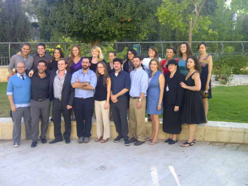 The 2011 @presentense #globalfellows